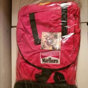 Marlboro Adventure Team BackPack (Vintage)